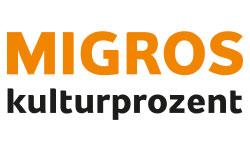 Hauptsponsor - Migros Kulturprozent